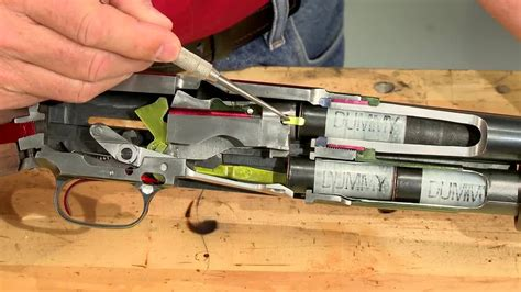 winchester model  cutaway cycle  operation gfy
