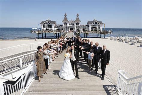 strandhochzeit heiraten  ostseestrand von ruegen