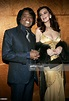 James Brown and wife Tomi Rae Hynie News Photo - Getty Images
