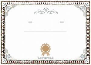 European Pattern Vector Background Certificate Border