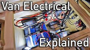 Awesome Diy Electrical System - Sprinter Camper Conversion