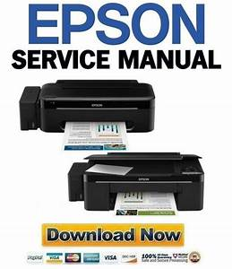 Epson L100 L101 L200 L201 Service Manual  U0026 Repair Guide