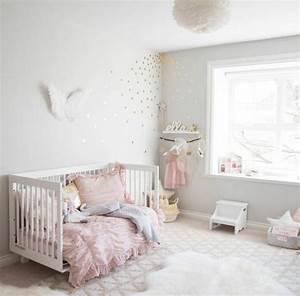 1001 conseils et idees pour une chambre en rose et gris With peinture rose et gris