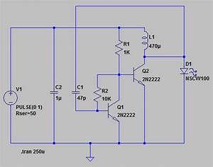 Joule Thief Aa Battery Led Circuit