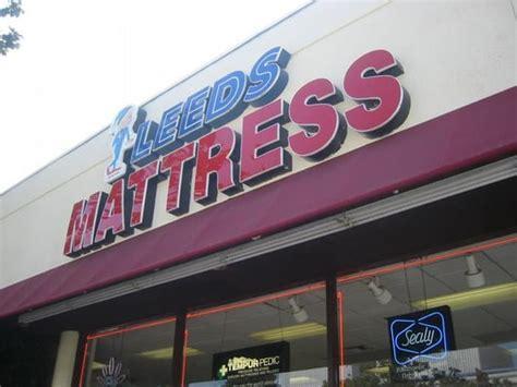 Mattress Stores Near Me by Leeds Mattress Stores Closed Mattresses Yelp