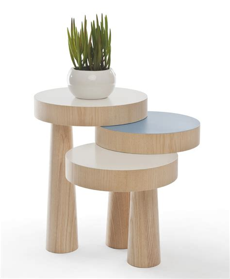 Wood Living Room Side Table by Toad Side Table Shoebox Dwelling Finding Comfort