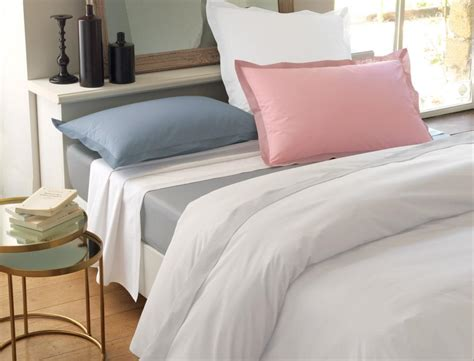 linge de chambre linge de lit percale prestige linvosges