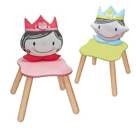 chaise pour enfants chaise enfant personnalisée ideecadeau fr