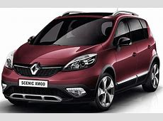 Renault Grand Scenic 7 Seater Car Reviews Spacious