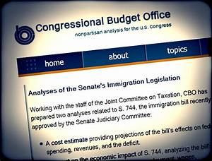 CBO Projects the Gang of Eight Bill Fails to Stop Illegal ...