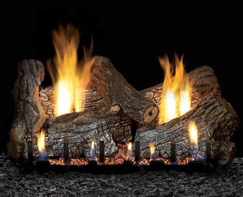 how to light gas logs vent free gas logs without pilot light lighting ideas