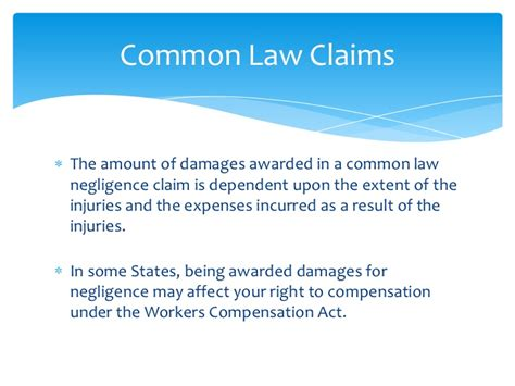 Workers Compensation Claims In Australia