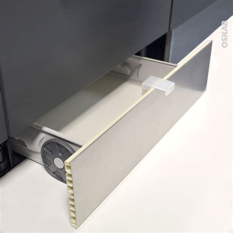 plinthe meuble cuisine tiroir sous plinthe pour meuble de cuisine l60 cm sokleo