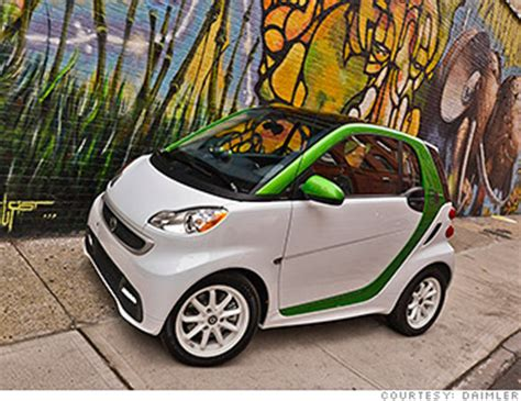 Cheapest Ev Car by Smart Forttwo Ed Cheapest Cars To Fuel Cnnmoney