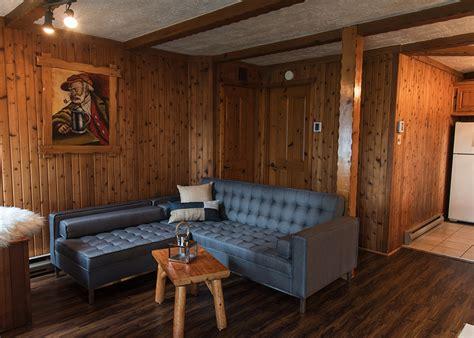 louer une chambre pour une nuit location chalet 1 chambre laurentides val david chalets