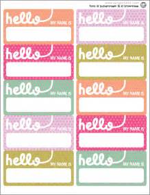 printable name tags template search results calendar 2015