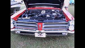 1965 Pontiac Catalina 2 2 Convertible Red Eustis112313