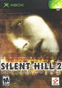 Silent Hill 2: Restless Dreams (2001) Xbox box cover art ...