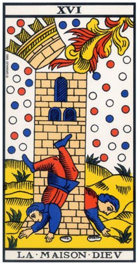 la maison dieu du tarot divinatoire tiragecarte fr