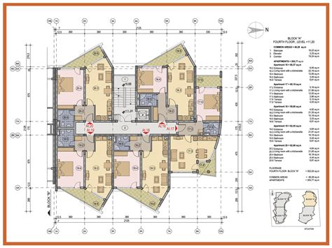 architecture plans hotel studio puisto architects archdaily floor plan