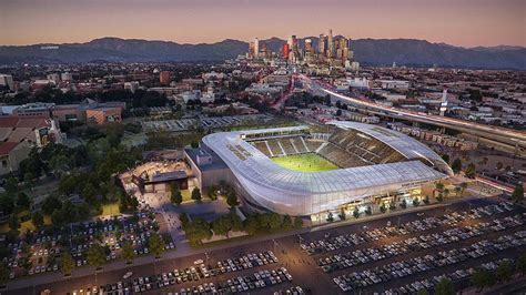 Banc Of California Stadium  Projects Gensler