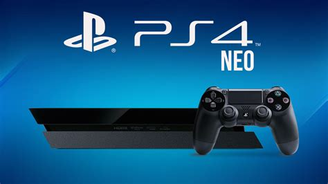 Playstation 4 Neo Release Date And Latest News