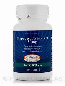 Grape Seed Antioxidant 50 Mg