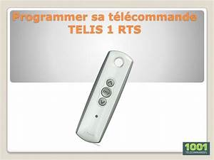Programmation Telecommande Nice Volet Roulant : programmation somfy telis 1 rts ~ Mglfilm.com Idées de Décoration
