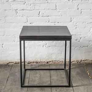 Couchtisch Schwarz Metall : pinus couchtisch beistelltisch schwarz aus metall und holz notoria ~ Eleganceandgraceweddings.com Haus und Dekorationen