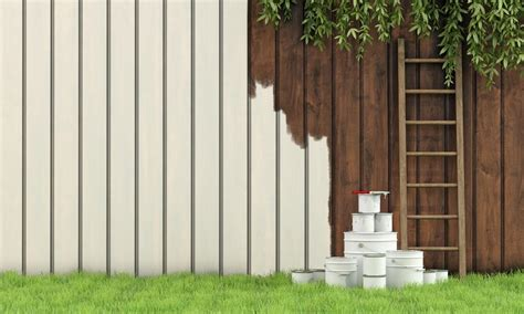 Fabulous Fence Painting Ideas To Make The Outdoors Look