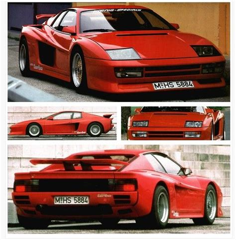 Research, compare and save listings, or contact sellers directly from 1 testarossa models nationwide. 1985 Ferrari Testarossa Turbo by Koenig Specials   Ferrari testarossa