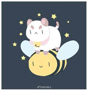 Bee and Puppy Cat