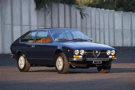 Alfa Romeo Alfetta For Sale by 1978 Alfa Romeo Alfetta For Sale 1985831 Hemmings Motor