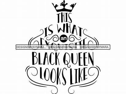 Svg Queen Silhouette Cut Quotes Cricut Exquisite
