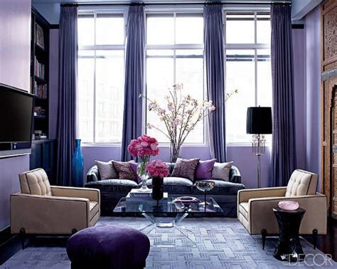 Be Inspired By Celebrities' Décor Give More Color Into