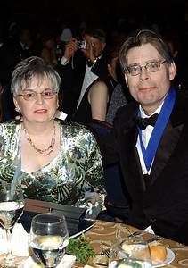 How master of horror Stephen King's wife inspired him to ...