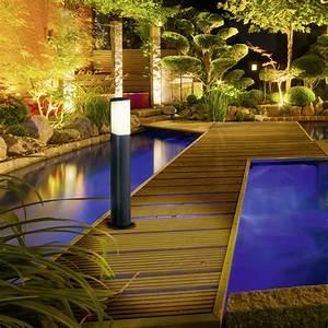 Garten Licht Solar : beleuchtung garten affordable beleuchtung garten solar ~ Whattoseeinmadrid.com Haus und Dekorationen