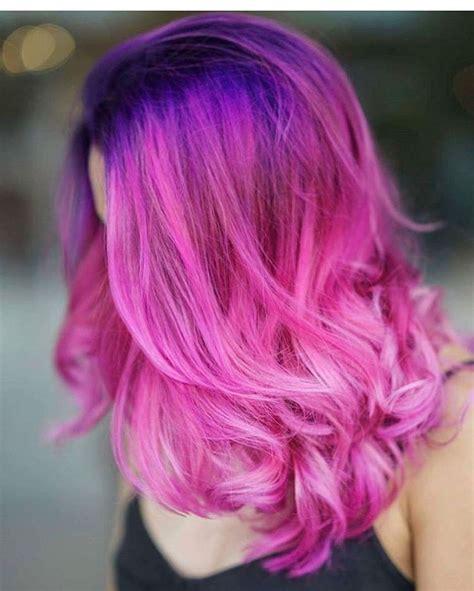 The 25 Best Pink Purple Hair Ideas On Pinterest