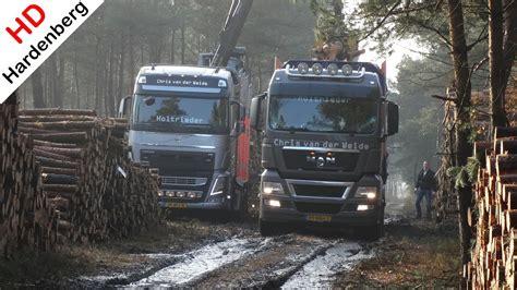 man truck  mud  wood   forest jan van der