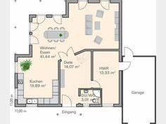 Garage An Haus Anbauen : grundriss eg familienhaus arndt mit garage und berdachter ~ Articles-book.com Haus und Dekorationen