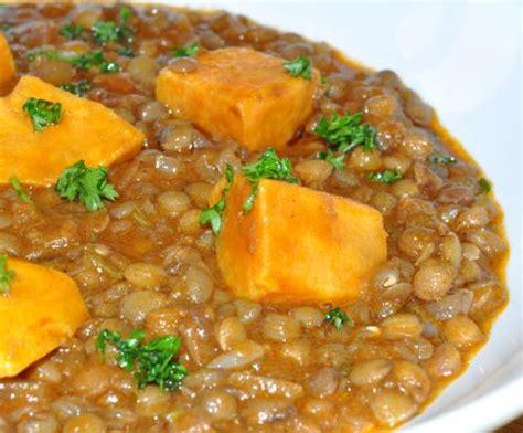 lentille cuisine recette lentilles à la marocaine les recettes de la cuisine de asmaa