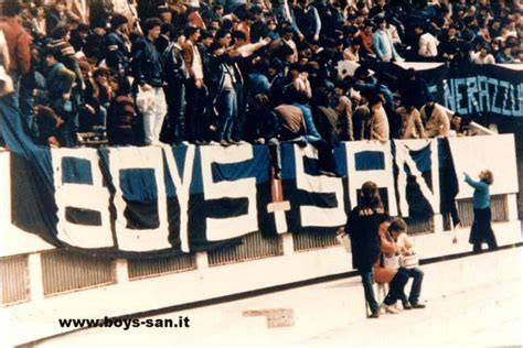 Sweet Water: Sejarah Ultras INTERMILAN