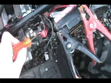 Help with Chinese ATV solenoid!!! - YouTube