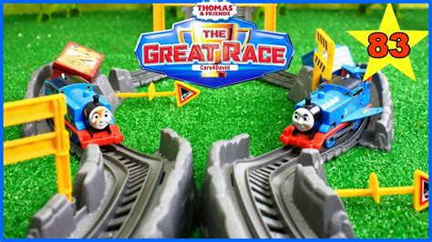 New The Biggest! Thomas And Friends The Great Race #83