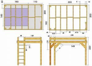 Fabriquer Une Mezzanine Soi Même : mezzanine forum menuiseries int rieures ~ Premium-room.com Idées de Décoration
