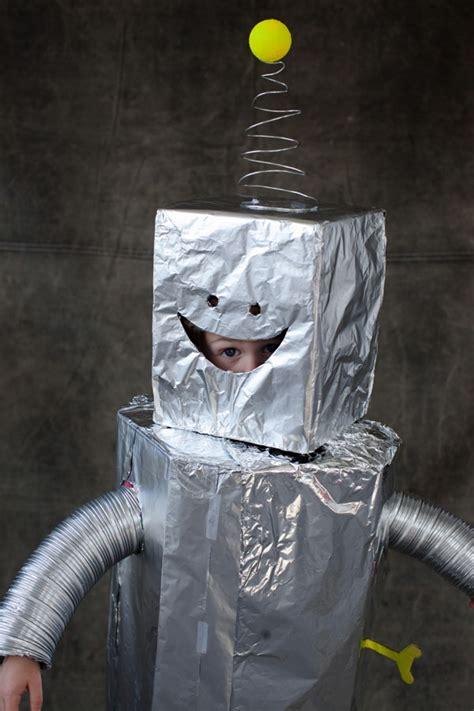 halloween kostueme selber machen coole kinder verkleidungen basteln