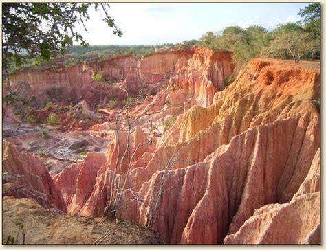 La Papaya Hotel ::. Malindi - Kenya - Canyon Marafa