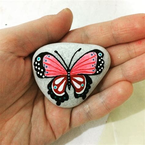 Butterfly And Stones by 1047 Best Pebbles And Stones Butterfly Images On