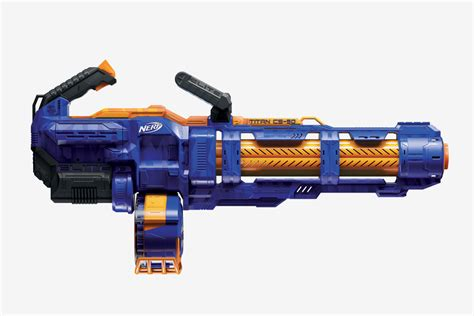 Nerf N Strike Elite Titan Cs-50 Minigun
