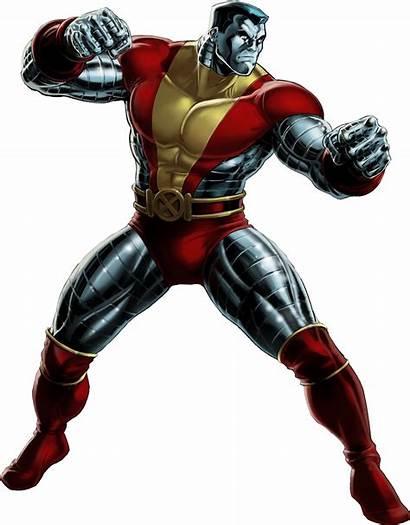 Colossus Marvel Comics Wiki Wikia Vignette